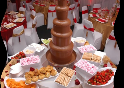 choc fountain 5